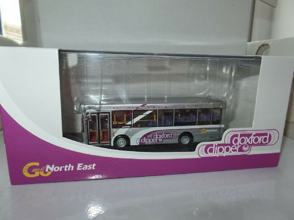 CMNL UKBUS3030 Dennis Dart MPD Go Ahead North East Doxford Clipper NO CERT